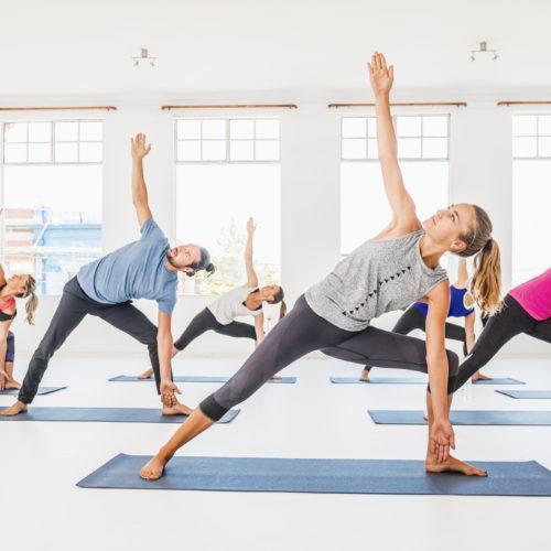 Yoga à Vincennes
