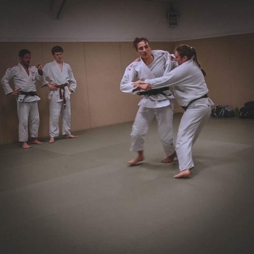 Cours de Judo adultes à Vincennes