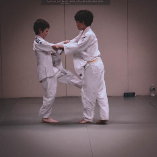 Cours de Judo enfants à Vincennes