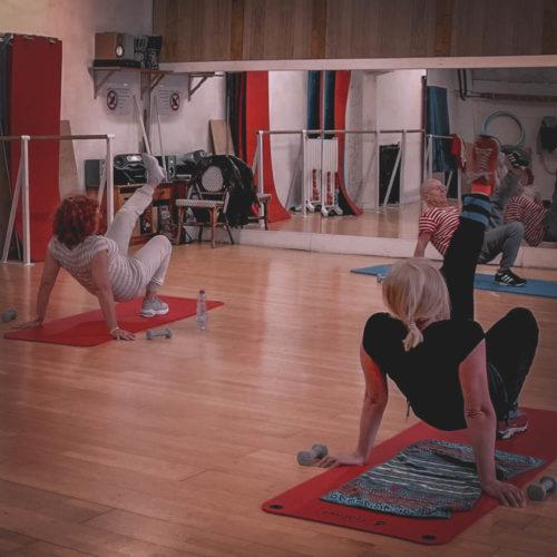 Gymnastique Pilates à Vincennes