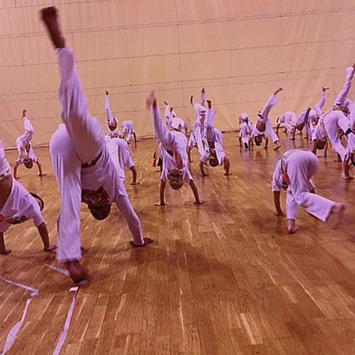 Capoeira enfants et ados à Vincennes